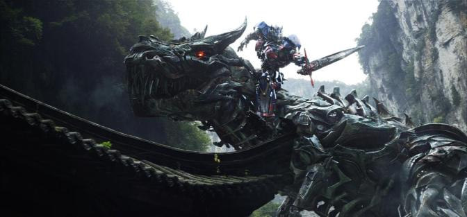 Movie Review: Transformers Age of Extinction (2014) *Mild Spoilers*