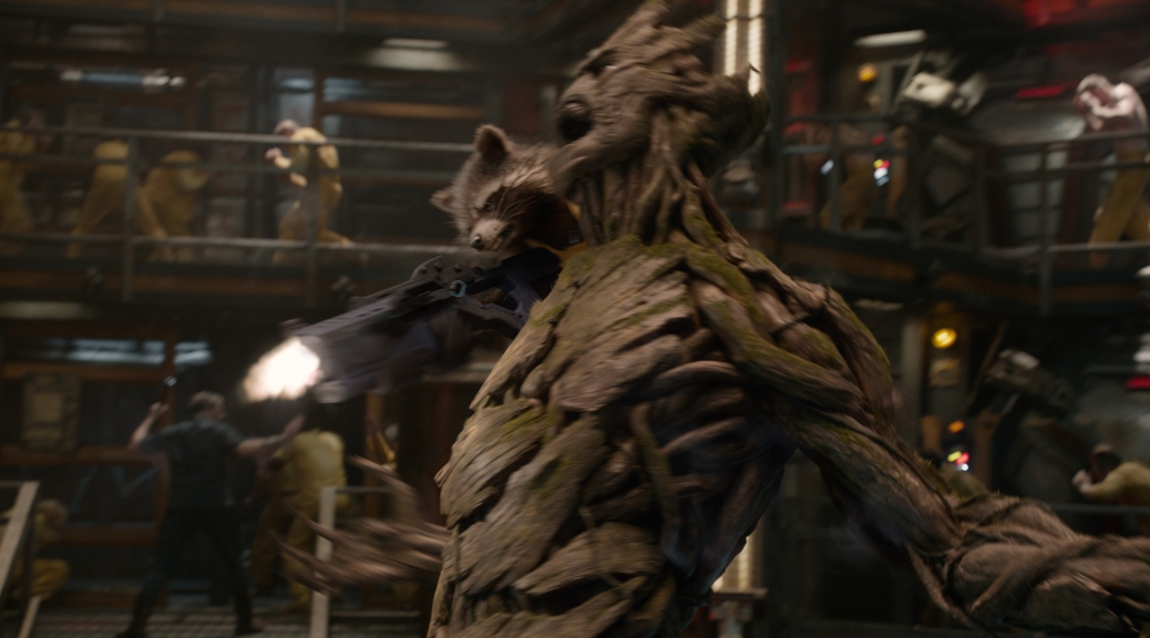 Groot, Rocket Raccoon, Guardians of the Galaxy, Vin Diesel, Bradley Cooper