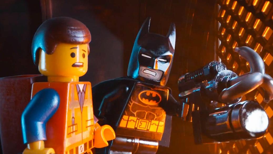 The Lego Movie, Batman