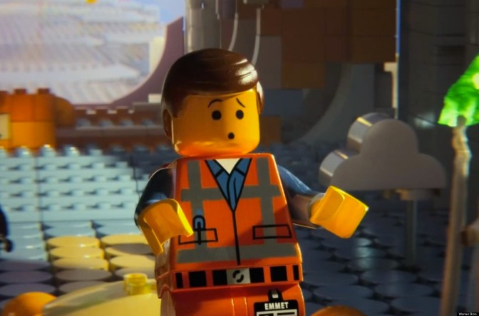 The Lego Movie, Chris Pratt