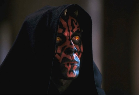 Star Wars, Darth Maul, The Phantom Menace, Ray Park