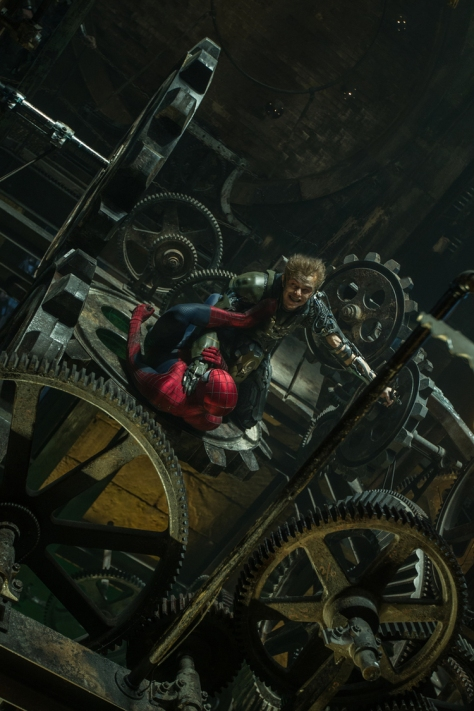 Amazing Spider-Man 2, Peter Parker, Harry Osborn, Dane DeHaan, Green Goblin, Spider-Man, Andrew Garfield