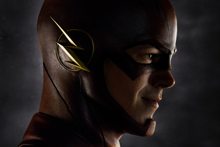 Flash, Grant Gustin