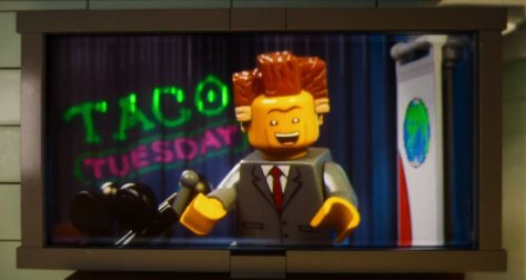 Will Ferrell, The Lego Movie