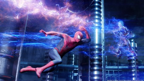 Amazing Spider-Man 2, Spider-Man, Peter Parker, Andrew Garfield, Electro, Max Dillon, Jamie Foxx