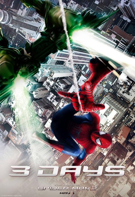 Amazing Spider-Man 2, Spider-Man, Peter Parker, Marvel, Andrew Garfield, Green Goblin, Dane DeHaan