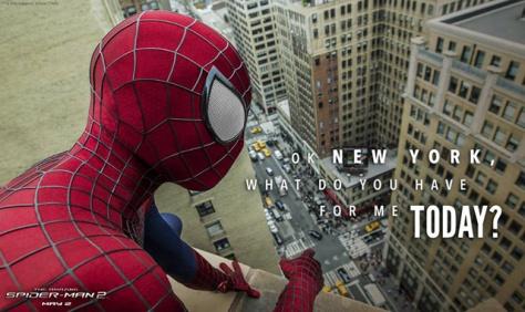 Amazing Spider-Man 2, Marvel, Spider-Man, Peter Parker, Andrew Garfield