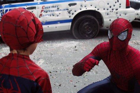 Amazing Spider-Man 2, Spider-Man, Peter Parker, Andrew Garfield