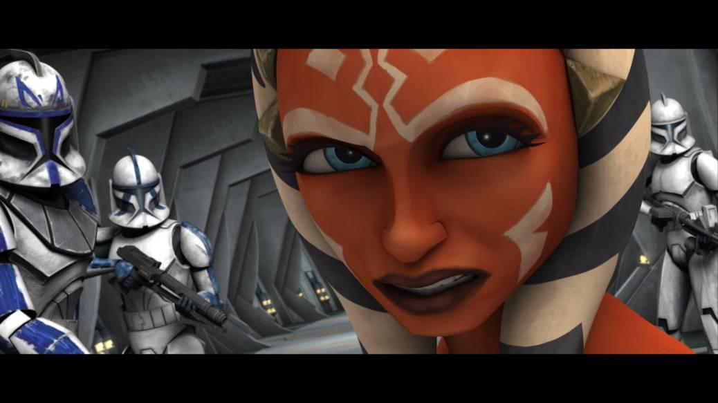 Star Wars, Star Wars Clone Wars, Ahsoka Tano
