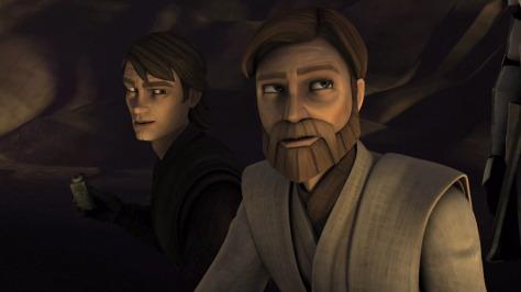 Anakin Skywalker, Obi-Wan Kenobi, Star Wars Clone Wars