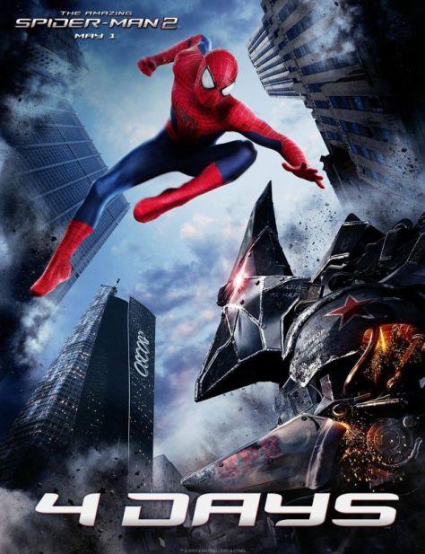 Amazing Spider-Man 2, Spider-Man, Peter Parker, Marvel, Andrew Garfield, Paul Giamatti, Rhino