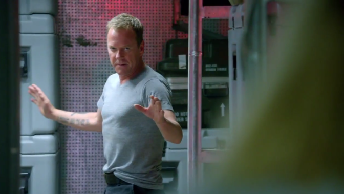 24, 24 Live Another Day Kiefer Sutherland, Jack Bauer