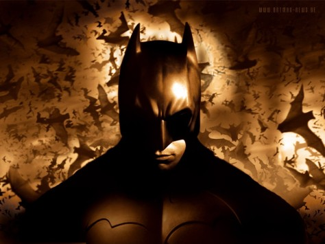 Batman Begins, Christian Bale, Batman