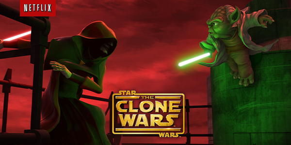Star Wars Clone Wars, Yoda, Darth Sidious