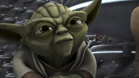 Star Wars Clone Wars, Yoda