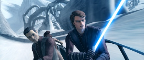 Star Wars Clone Wars, Anakin Skywalker