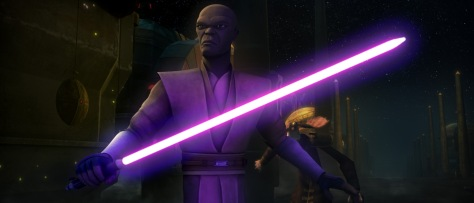 Star Wars Clone Wars, Mace Windu