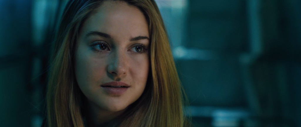 Movie Review: Divergent (2014) *SPOILERS* | Killing Time