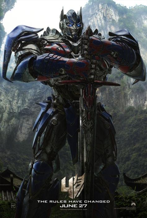 Optimus Prime, Transformers Age of Extinction