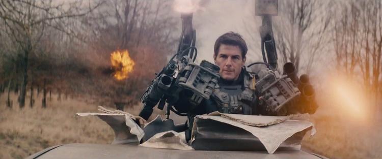 Tom Cruise, Edge of Tomorrow
