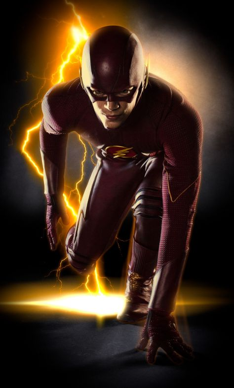 The Flash, The CW, Grant Gustin, Barry Allen