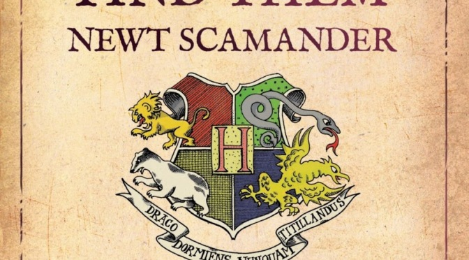 Jk rowling s fantastic beasts to be a trilogy in the world of harry