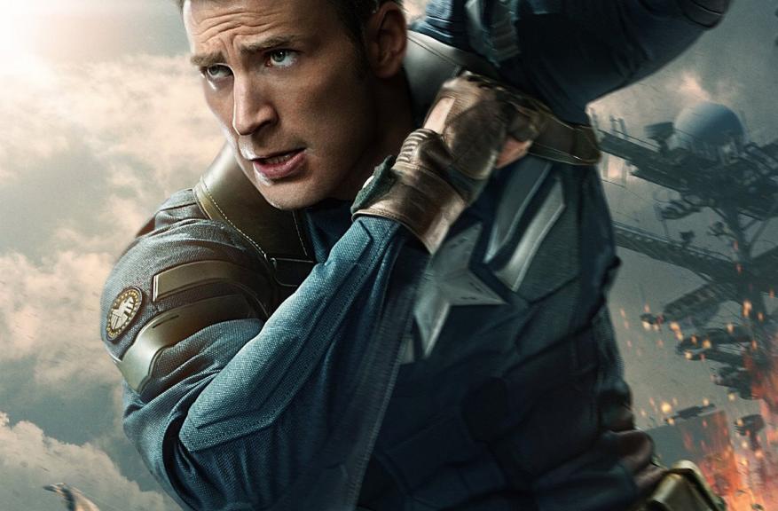 Captain America The Winter Soldier, Captain America, Chris Evans