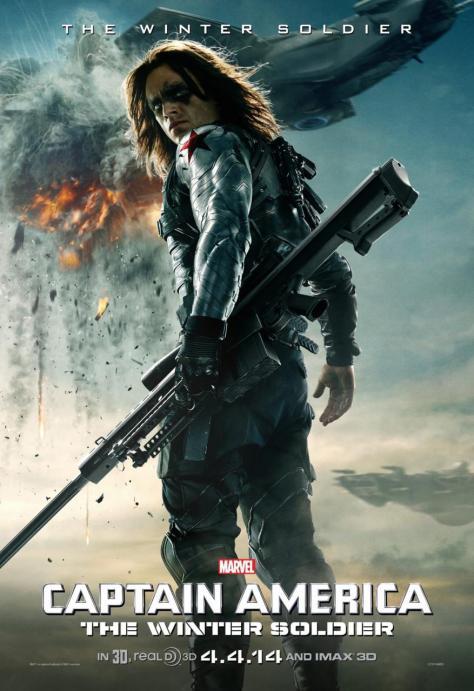 The Winter Soldier, Bucky Barnes, Sebastian Stan