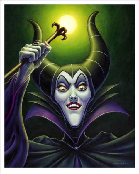 Sleeping Beauty, Maleficent