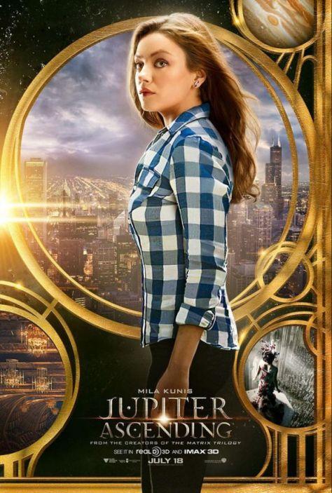 Jupiter Ascending, Mila Kunis