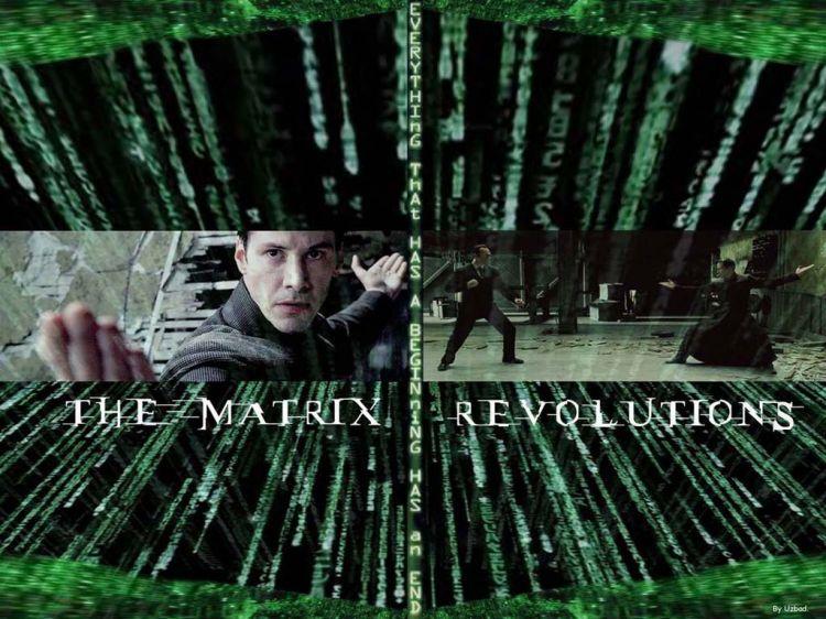 "My Favorite Scene – The Matrix Revolutions (2004) ""Neo vs ..."