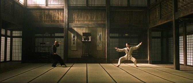 """My Favorite Scene – The Matrix (1999) – """"The Dojo Fight"""""""