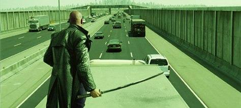 The Matrix Reloaded, Morpheus, Laurence Fishburne