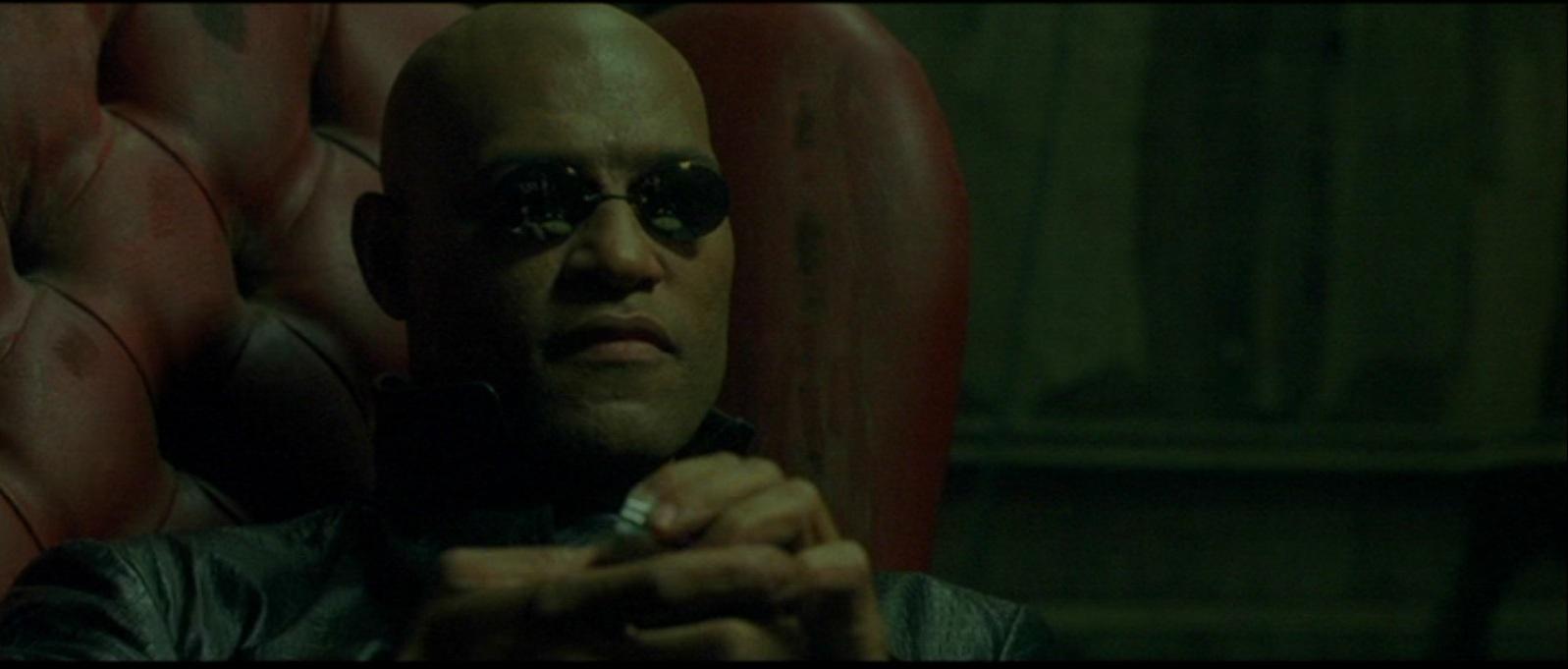 My Favorite Scene The Matrix 1999 The Dojo Fight Killing Time