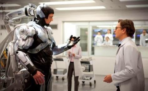 RoboCop, Gary Oldman, Joel Kinaman