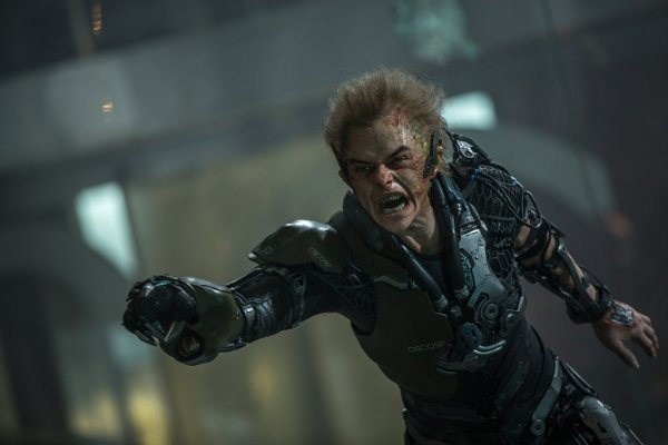 Green Goblin, Dane DeHaan, Amazing Spider-Man 2