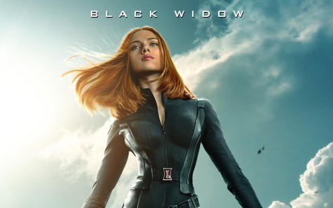 Black Widow, Scarlet Johanssen