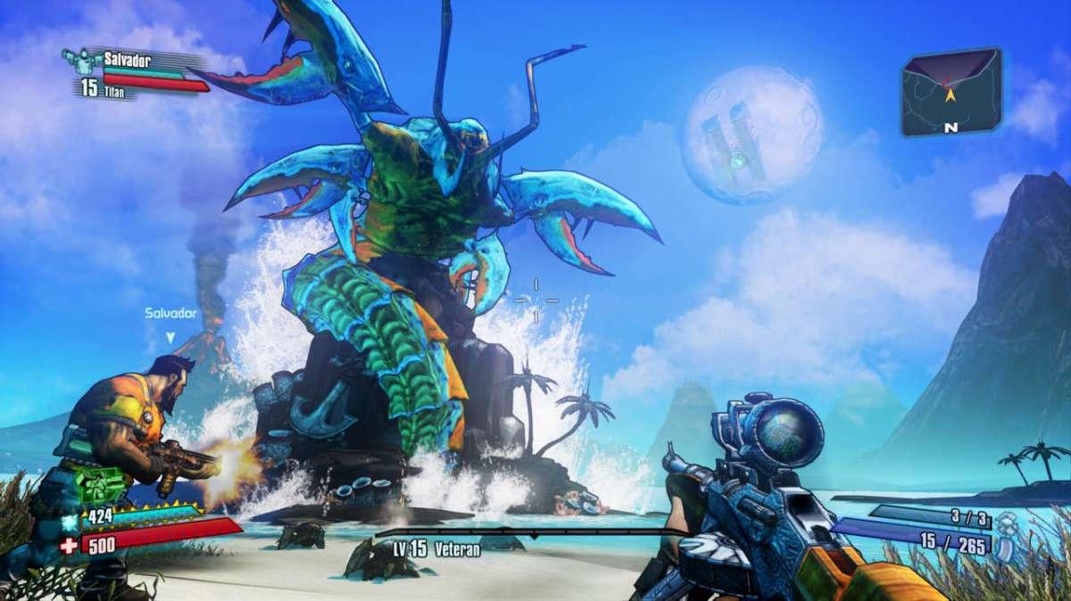 Borderlands the pre sequel complete achievement trophy list killing