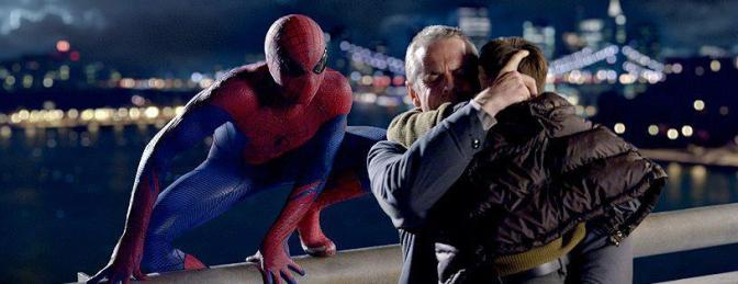 "My Favorite Scene: The Amazing Spider-Man (2011) – ""Bridge Rescue"""