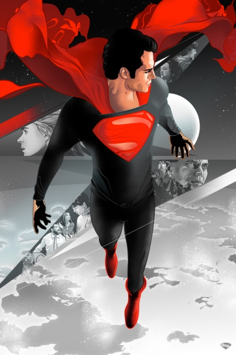 Man of Steel, Superman