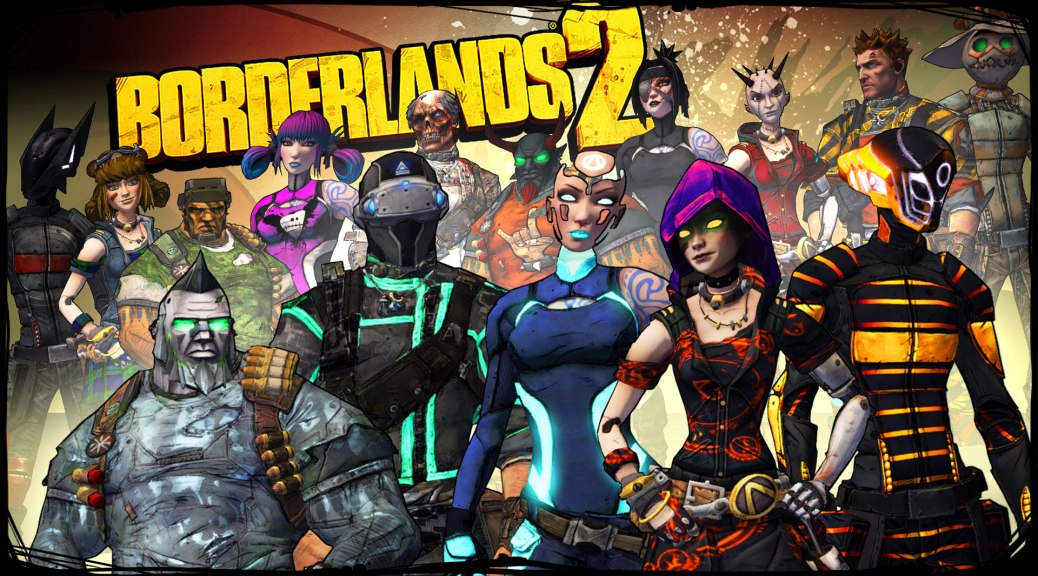Borderlands: The Pre-Sequel is Coming Fall 2014!!! Full