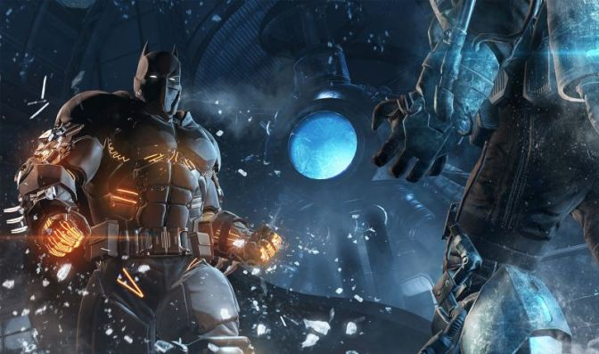 Batman Arkham Origins, Batman