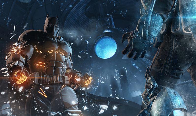 Batman Arkham Origins, Batman