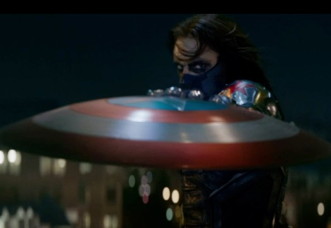 Captain America The Winter Soldier, The Winter Soldier