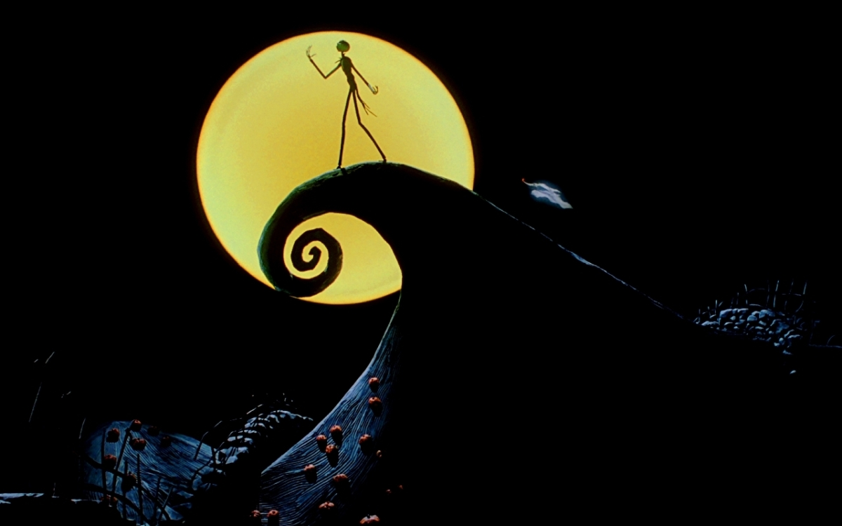 My Favorite Scene: Tim Burton\'s The Nightmare Before Christmas (1993 ...