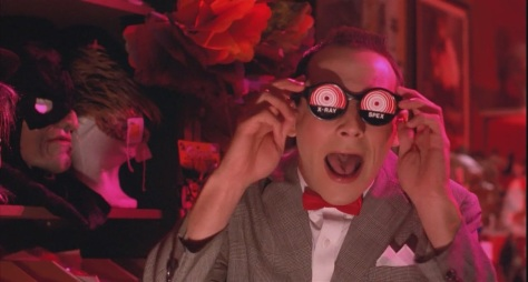 Pee Wee's Big Adventure, Paul Reubens