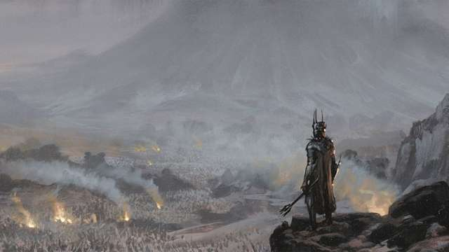 Middle Earth Shadow of Mordor, Sauron