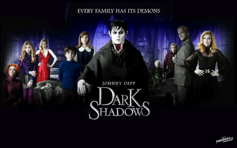 Johnny Depp, Dark Shadows