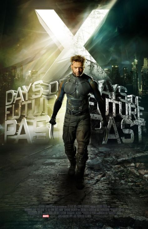 X-Men Days of Future Past, Wolverine, Hugh Jackman