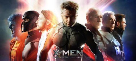 X-Men Days of Future Past, Wolverine, Professor X, Beast, Iceman, Magneto, Nicholas Hoult, Michael Fassbender, James McAvoy, Hugh Jackman, Patrick Stewart, Ian McKellan, Shawn Ashmore